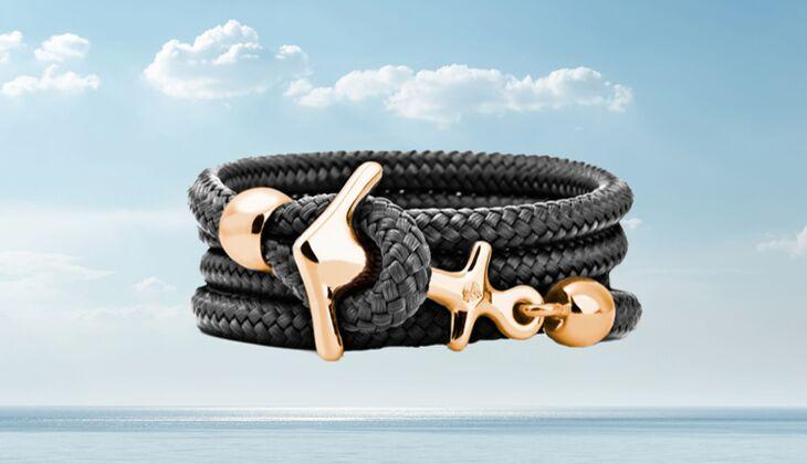 Anker Armband von Oceanstory