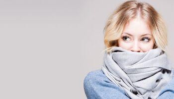 12 Techniken einen Schal super schön zu binden