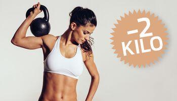 2 Kilo abnehmen – so klappt's!