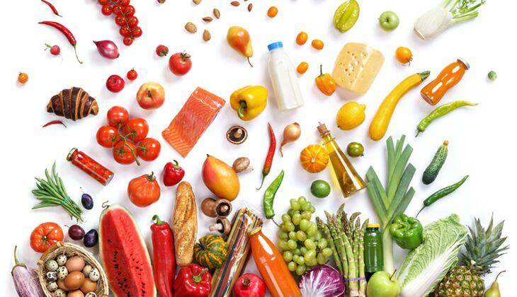 8 Formen der Ernährung im Test