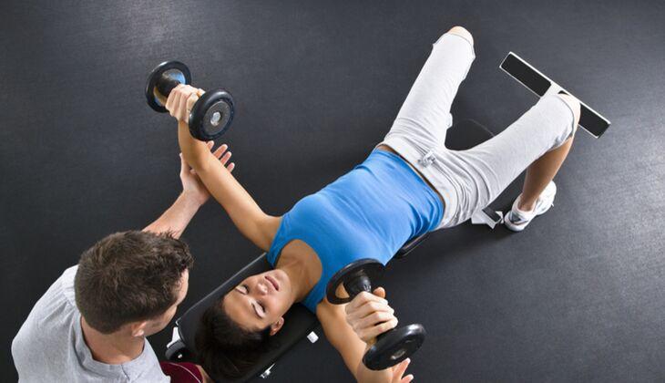 9 gute Gründe mit Hanteln zu trainieren