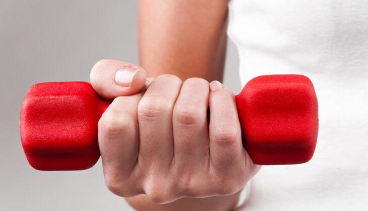 9 gute Gründe um mit Hanteln zu trainieren