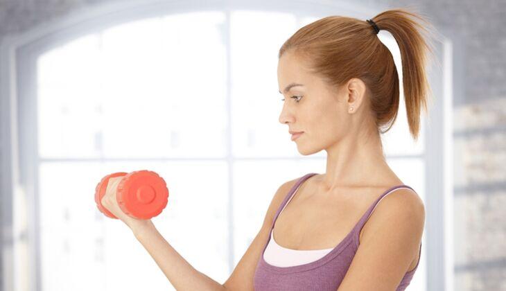 9 guten Gründe für ein Training mit Hanteln