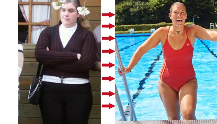 Abnehmen: Verena nahm 38 Kilo ab