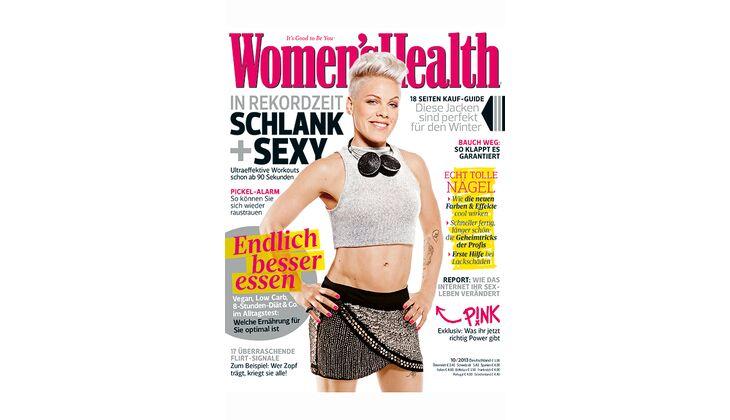 Alle Women's-Health-Cover