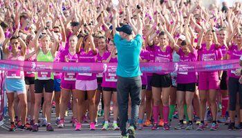 Anmelden zum Women's Health Halbmarathon