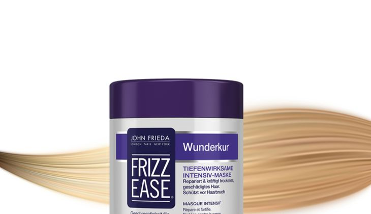 Anti Frizz Pflege