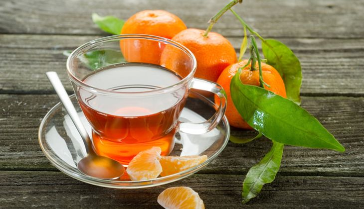 Asiatisches Doppelpack: Mandarine & Grüner Tee