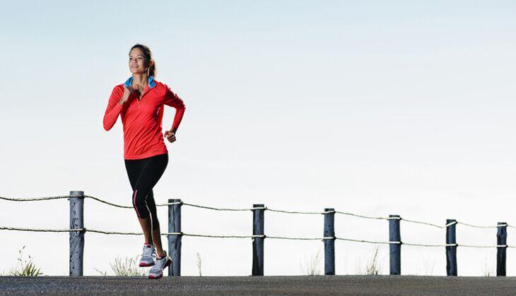 Ausdauertraining macht fit