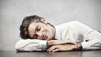 Ausgeschlafene Männer sind treu
