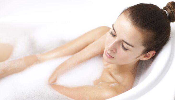 Baden hilft gegen Gliederschmerzen