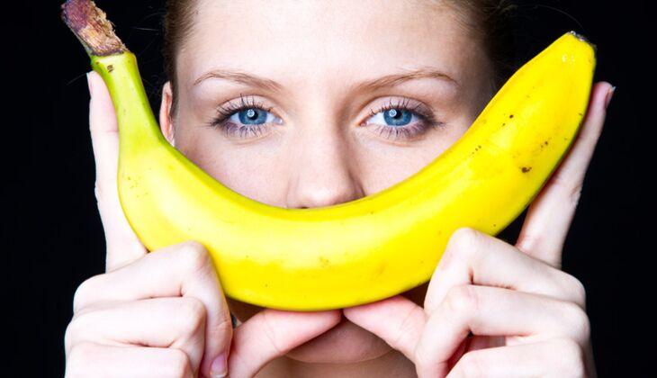 Banane hilft gegen Kater