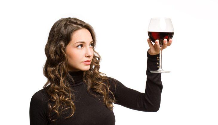 Beauty-Sünde: Zu viel Alkohol