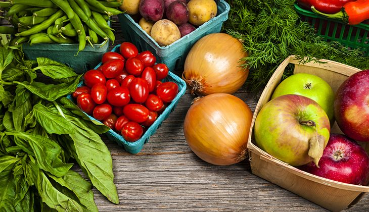 Begriffe aus dem Lebensmittelhandel