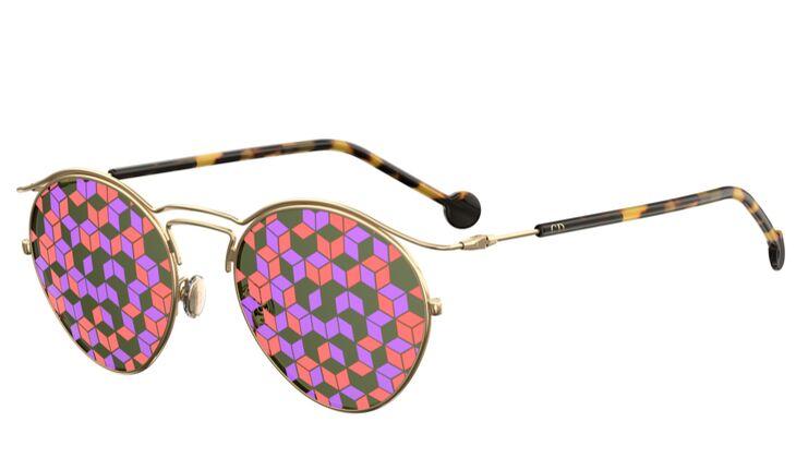Bunte Sonnenbrille von Dior