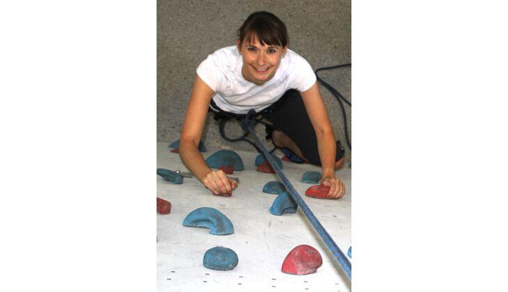 Carolas Kletter-Training
