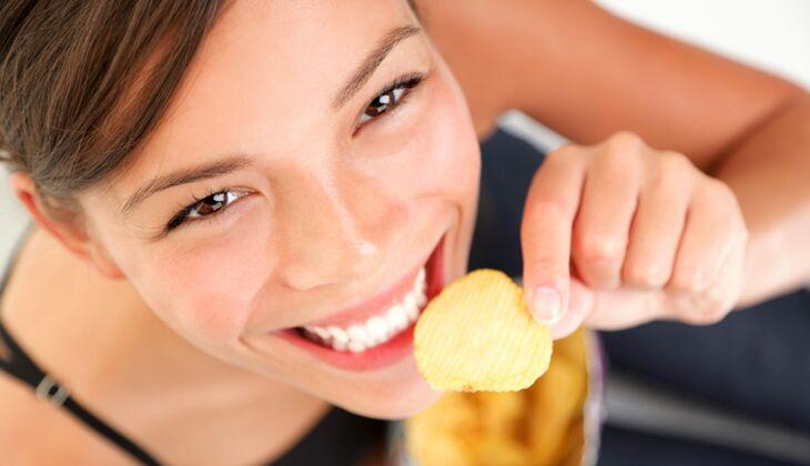 Chips machen süchtig