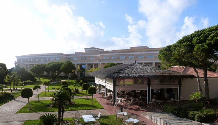 Das Hotel des Women's-Health-Camps