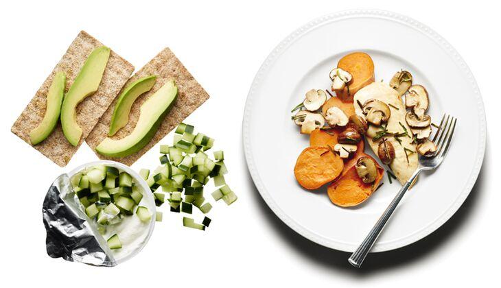 Der 1500 Kalorien Tag