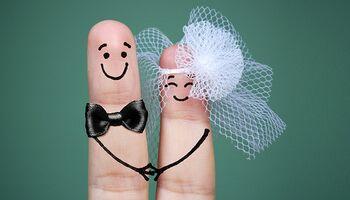 Deutsche wollen Ehe und Kinder