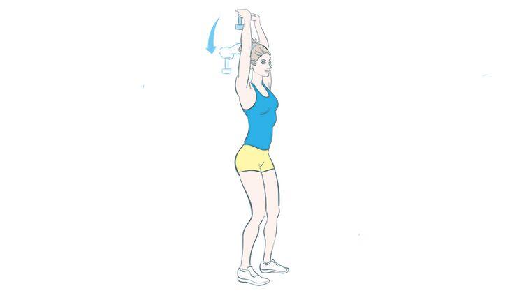 Die 10 besten Fitnessübungen für den ganzen Körper