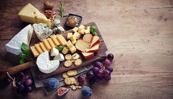 Die beliebtesten Käsesorten im Kalorien-Check