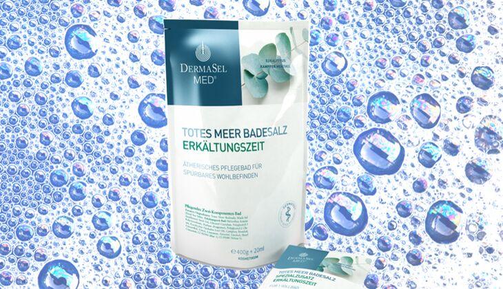 Die besten Badezusätze: Hilfe bei Erkältungen