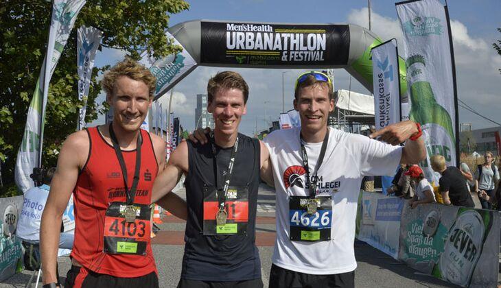 Die besten Bilder vom Urbanathlon 2013