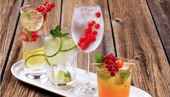 Die besten Durstlöscher bei Hitze