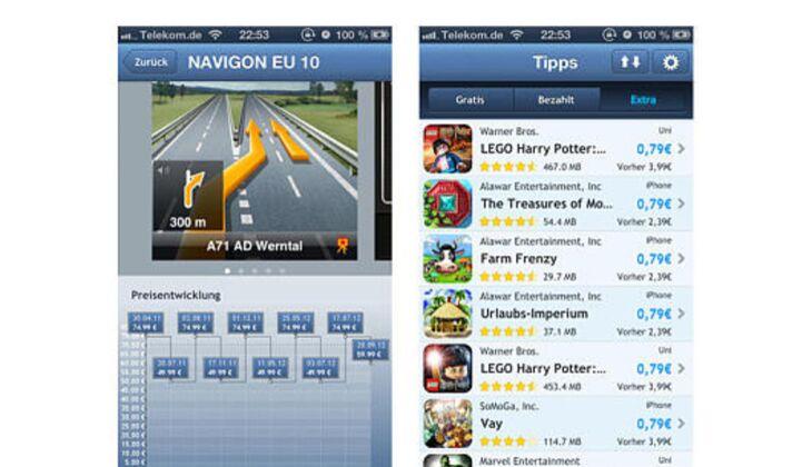 Die besten Gratis-Apps