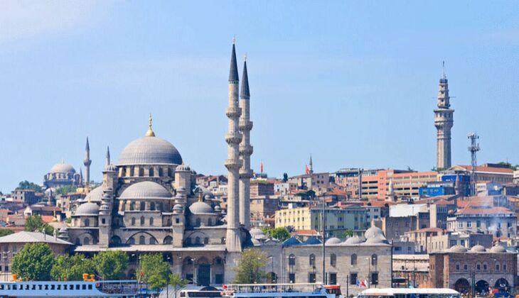Die besten Städtereisen: Istanbul