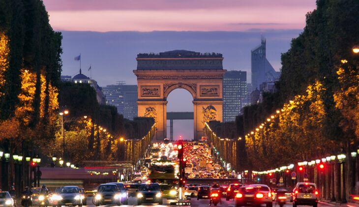 Die besten Städtereisen: Paris