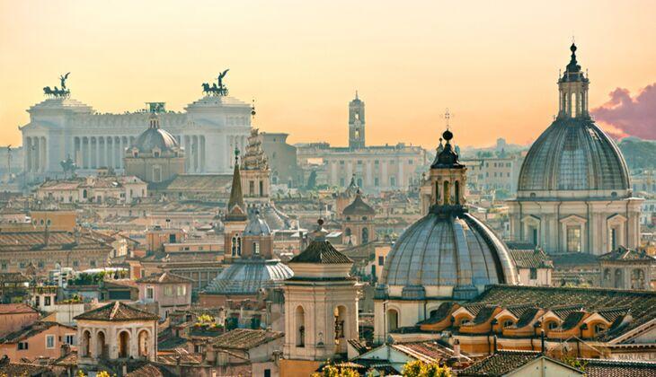 Die besten Städtereisen: Rom