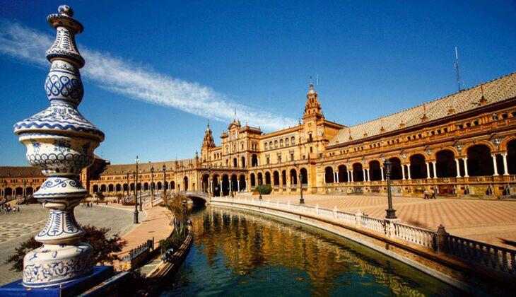 Die besten Städtereisen: Sevilla