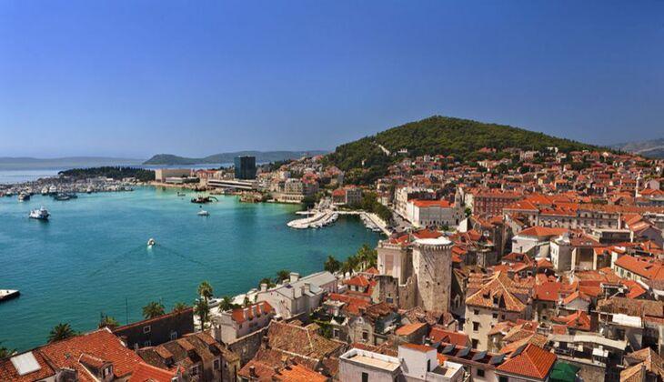 Die besten Städtereisen: Split