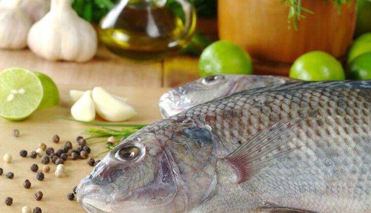 Die passende Soße macht  den Fisch noch perfekter