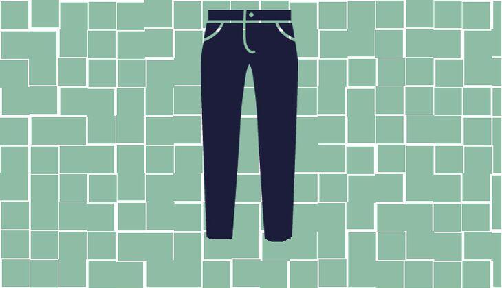 Die wichtigsten Hosenformen im Überblick: 7/8-Hosen