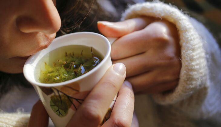 Diese Teesorten machen schlank