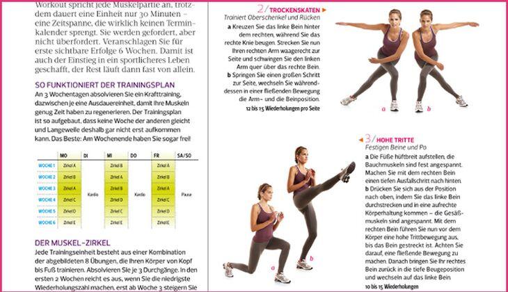 Download: Mini-Workout für Maxi-Erfolge