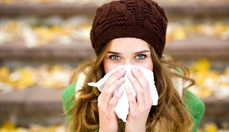 Draußen bibbern Sie bei Minusgraden und haben sich eine fiese Erkältung eingefangenund Sie haben sich erkältet? Was Sie beim Nase putzen beachten sollten