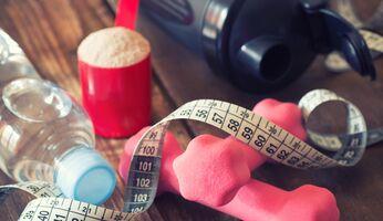 Eiweißpulver und Sport beschleunigen das Abnehmen