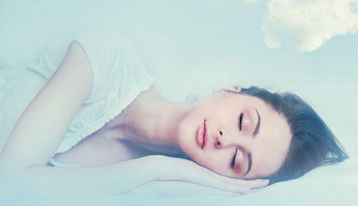 Endlich gut Schlafen