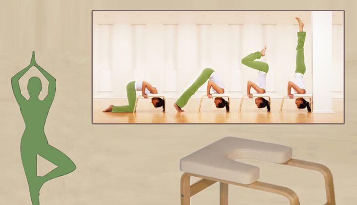 Equipment für die Yogastunde