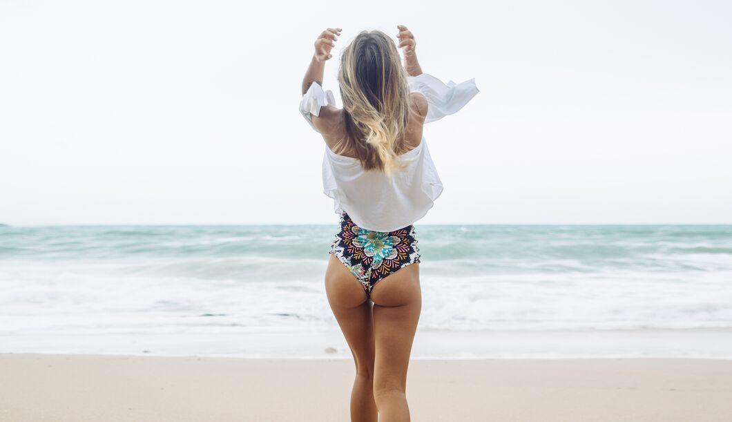 Es gibt fast so viele unterschiedliche Bikini-Formen wie Sand am Meer