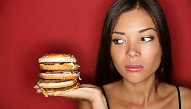 Fettiges Essen macht depressiv