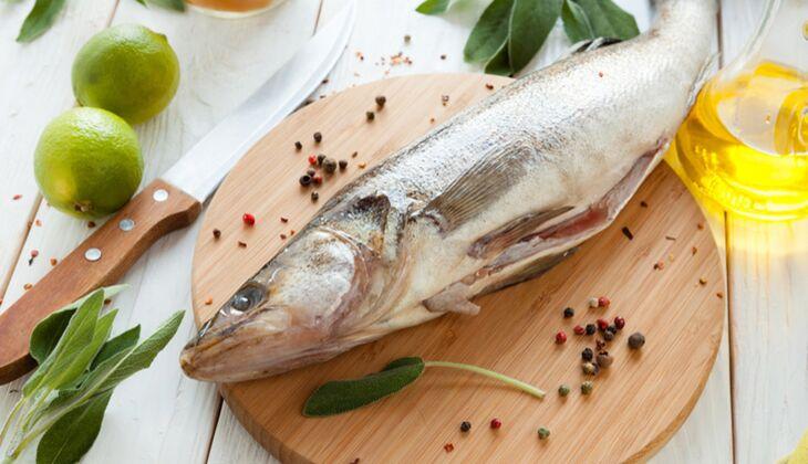 Fisch vom Grill ist lecker und gesund