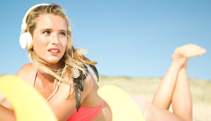 Fit wie eine Surferin: Courtney Conlogue