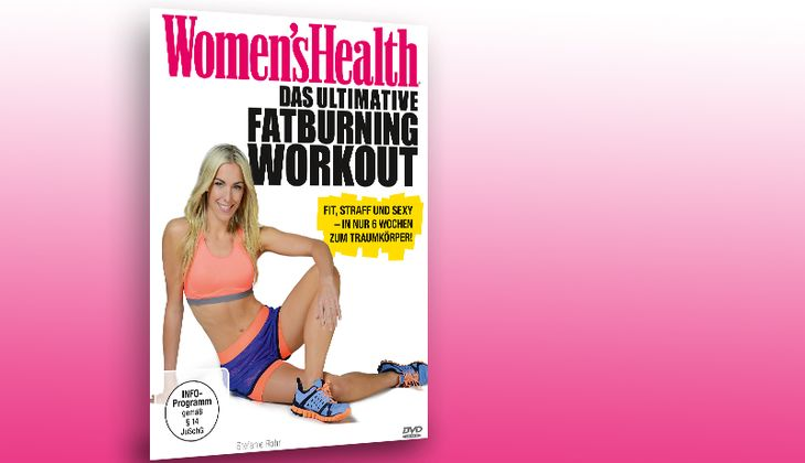 Fitness-DVD von Women's Health