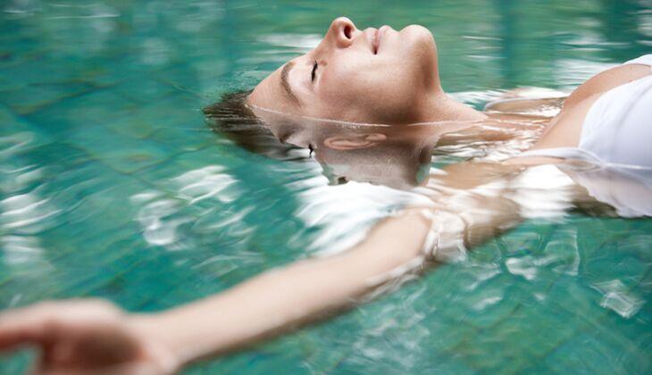 Floating – Entspannung für Körper und Geist