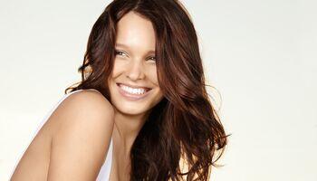 Frauen mit normalem Haar sind in der Minderheit